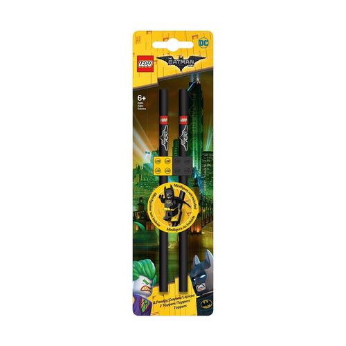 Набор карандашей Lego Batman Movie, 2 шт.