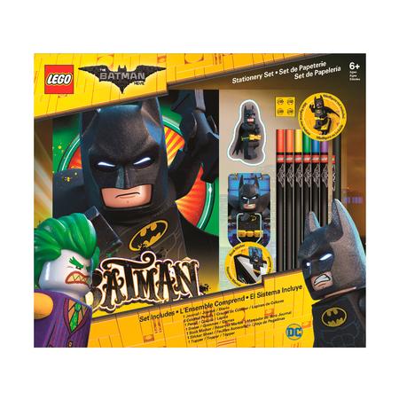 Канцелярский набор Lego Batman Movie