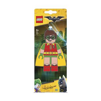 Бирка на ранец Lego Robin