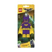 Бирка на ранец Lego Batgirl