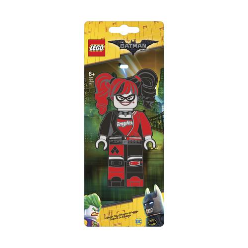 Бирка на ранец Lego Harley Quinn