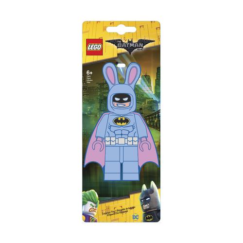Бирка на ранец Lego Easter Bunny Batman