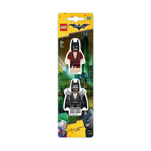 Набор ластиков Lego Kimono Batman, Glam Rocker Batman
