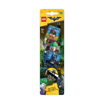 Набор 3D закладок Lego Batman, The Joker, Robin