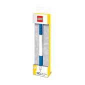 Гелевая ручка Lego, синяя
