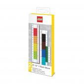 Конструируемая линейка Lego