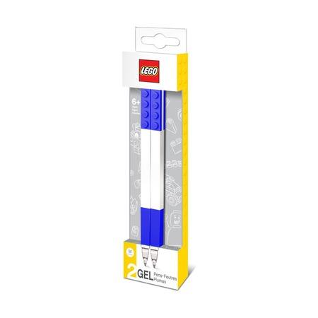 Набор гелевых ручек Lego 2 шт, цвет синий