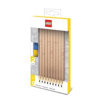 Набор карандашей Lego, 9 шт.