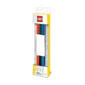 Набор гелевых ручек Lego, 3 шт.