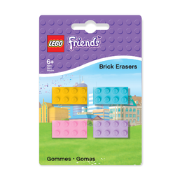 Набор ластиков Lego Friends
