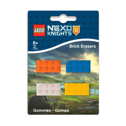 Набор ластиков Lego Nexo Knights
