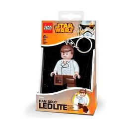 Брелок-фонарик Lego Star Wars Han Solo