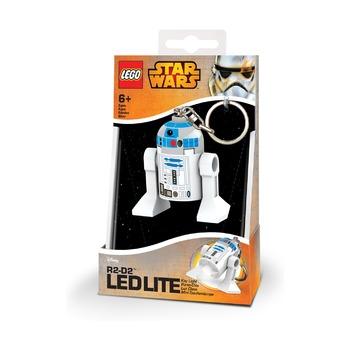 Брелок-фонарик Lego Star Wars R2-D2