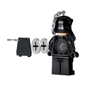 Брелок-фонарик Lego Star Wars пилот истребителя TIE