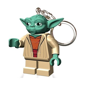 Брелок-фонарик Lego Star Wars Yoda