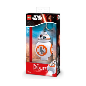 Брелок-фонарик Lego Star Wars BB-8