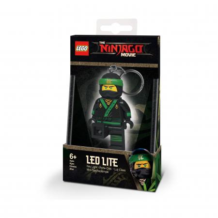 Брелок-фонарик Lego Ninjago Lloya