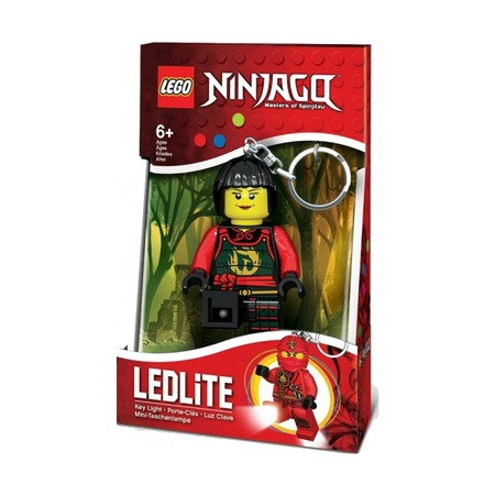 Брелок-фонарик Lego Ninjago Nya