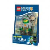 Брелок-фонарик Lego Nexo Knights Aaron