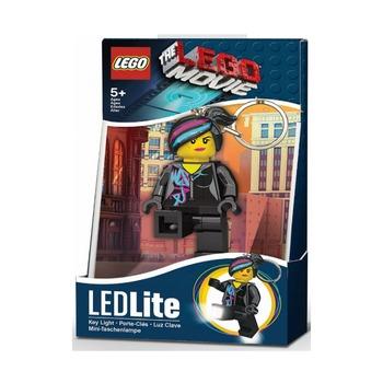 Брелок-фонарик Lego Movie Wyldstyle