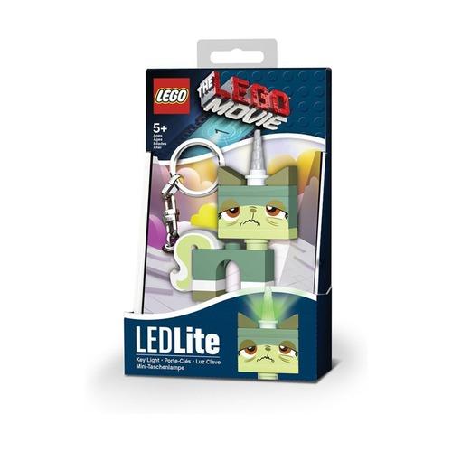 Брелок-фонарик Lego Movie Queasy Kitty