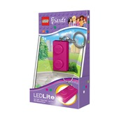 Брелок-фонарик Lego Friends, в ассортименте