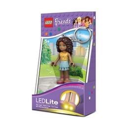 Брелок-фонарик Lego Friends Andrea