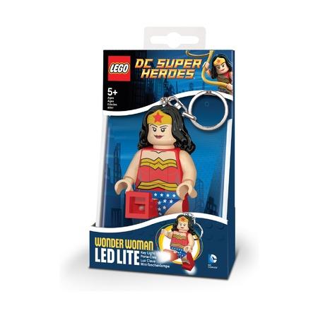Брелок-фонарик Lego Super Heroes Wonderwoman