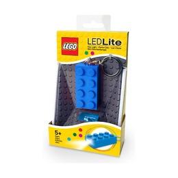 Брелок-фонарик Lego, синий