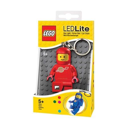 Брелок-фонарик Lego Classic Spaceman
