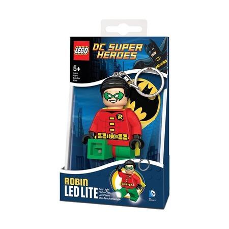 Брелок-фонарик Lego Super Heroes Robin