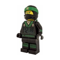 Будильник Lego Ninjago Movie Lloyd