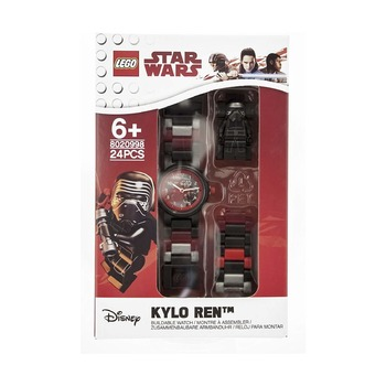 Наручные часы Lego Star Wars Episode 7 Kylo Ren
