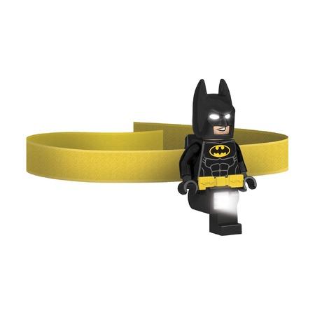 Налобный фонарик Lego Batman Movie Batman