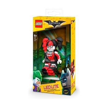 Налобный фонарик Lego Batman Movie Harley Quinn