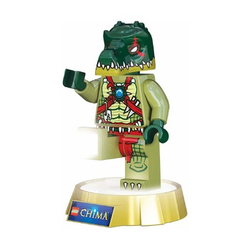 Ночник Lego Legends of Chima Cragger на подставке