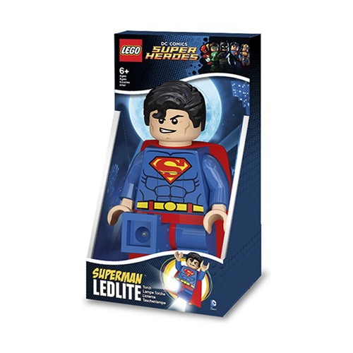 Ночник Lego DC Super Heroes Superman