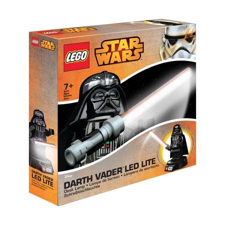 Настольная лампа Lego Star Wars Darth Vader