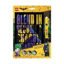 Блокнот с резинкой Lego Batgirl, 96 листов в линейку