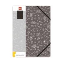 Альбом для рисования A4, 96 листов, серый