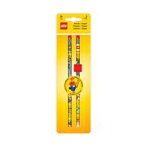 Набор карандашей с кирпичиком Lego Iconic, 2 шт.