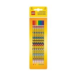 Карандаши цветные, Lego Iconic, 6 шт.