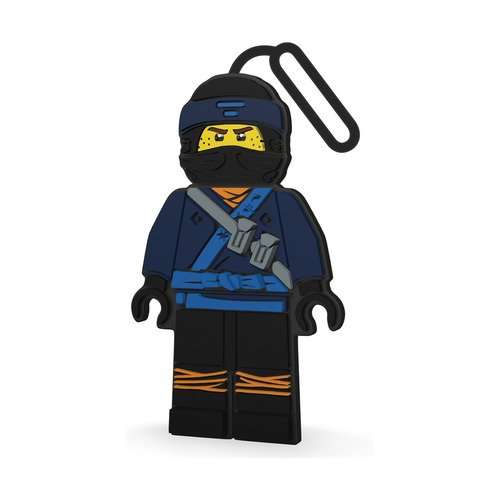 Бирка на ранец Ninjago Movie Jay