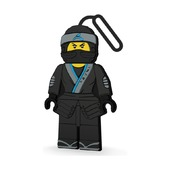 Бирка на ранец Ninjago Movie Nya