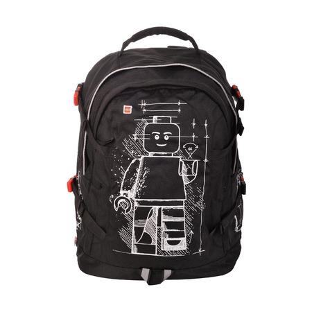 Рюкзак Tech Teen Minifigures Black