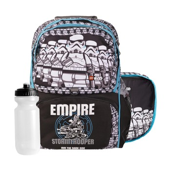 Ранец Freshmen Star Wars Stormtroopers, с наполнением