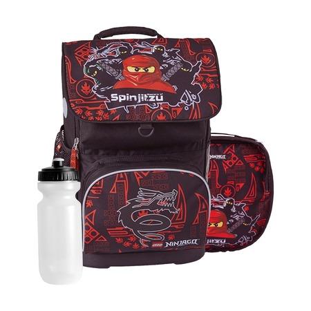 Ранец Optimo Team Ninjago, с наполнением
