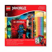 Канцелярский набор Lego Ninjago, 13 предметов