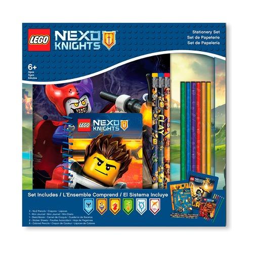 Канцелярский набор Lego Nexo Knights, 13 предметов