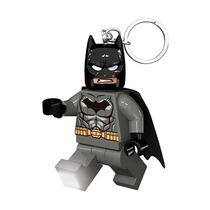 Брелок-фонарик Lego DC Super Heroes Grey Batman